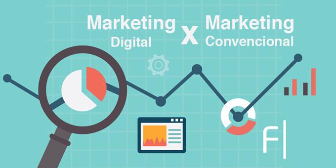 Marketing Digital X Marketing Convencional